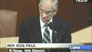 Ron Paul-why Healthcare is not a right