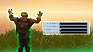 Can you win with LOWEST SENSITIVITY POSSIBLE? thumbnail