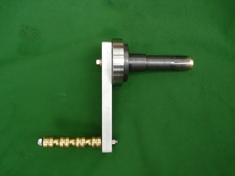 How To Make A Quick Release Spindle Handle For The Chinese Mini Lathe