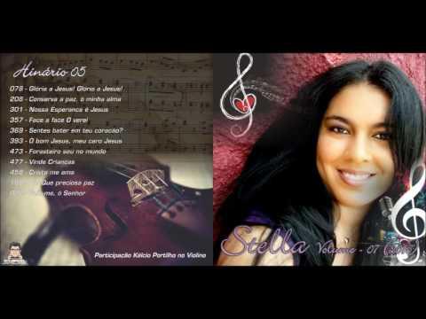 HINOS  STELLA OFICIAL - VOLUME 07 -