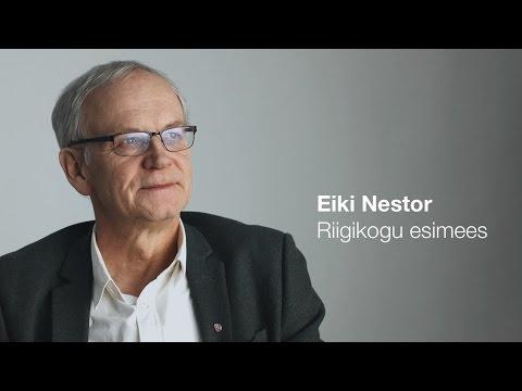 Eiki Nestor: pensioniiga peab olema paindlik