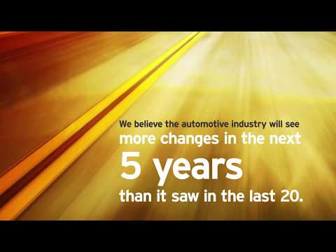 Automotive change drivers for the next decade