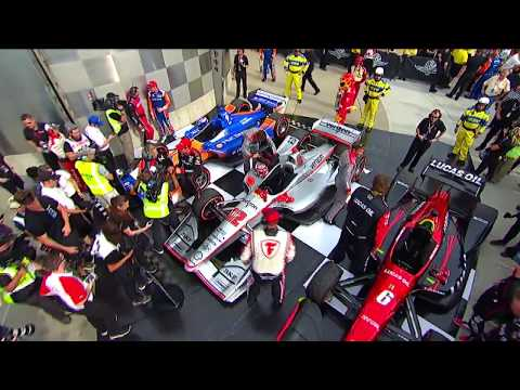 Will Power Post-Race Interview | 2018 INDYCAR Grand Prix