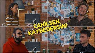 CAHİLSEN KAYBEDERSİN - 1.BÖLÜM (KALDIRILAN BÖLÜM)