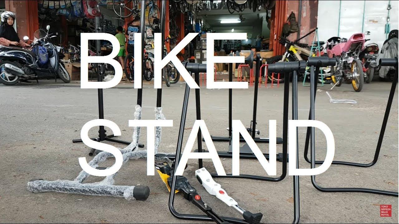 Bike Stand Parkir Super B Segitiga Pedox Ulix Jagrak