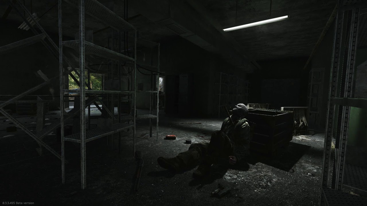 Wallpaper Engine Escape From Tarkov Youtube