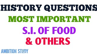 490. HISTORY MOST IMPORTANT QUESTIONS ANSWER IN BENGALI LANGUAGE FOR ALL EXAM