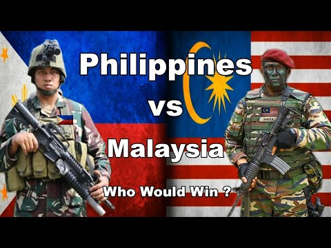 Philippines VS Malaysia Military Power Comparison | Infinite Defence