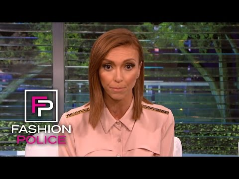 Fashion Police | A Statement From Giuliana About Last Night's Fashion Police | E!
