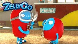 ZellyGo - Treasure Map 1 | HD Full Episodes | Funny Cartoons for Children | Cartoons for Kids