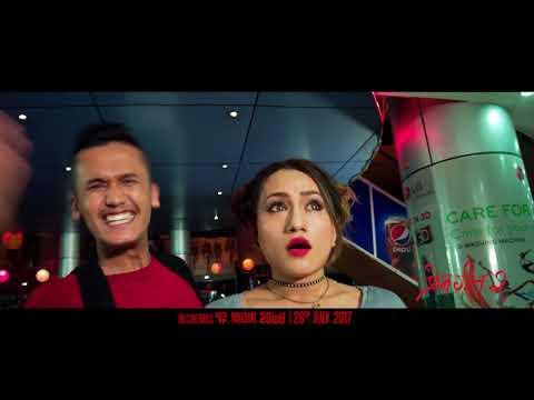 MOTORCYCLE MA   New Nepali Movie PREM GEET 2 Club Song  Ft  The Cartoonz Crew & Aaslesha Thakuri