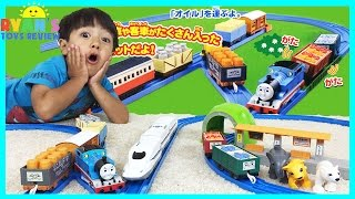 THOMAS AND FRIENDS Toy Trains for kids Tomy Takara Japanese Thomas Tomica Shinkansen Bullet Train