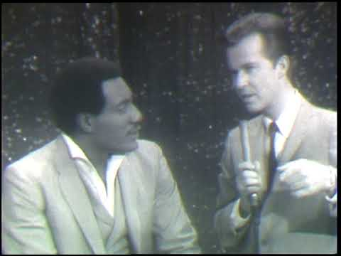 American Bandstand 1967- Interview Otis Redding