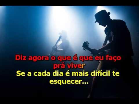 José Augusto  ´ Fui Eu - Karaoke