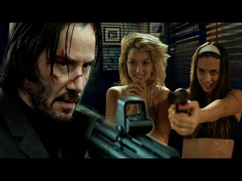 John Wick 2 (Knock Knock Mashup) - FAN-MADE Trailer