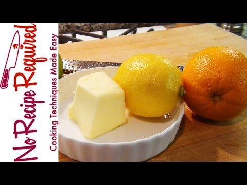 How to Get Juice from Citrus Fruit - NoRecipeRequired.com