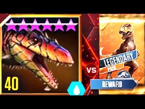 Jurassic World The Game: Single Dinosaur Vs Three