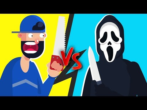 YOU vs GHOSTFACE – Who Will Win? (SCREAM MOVIE)