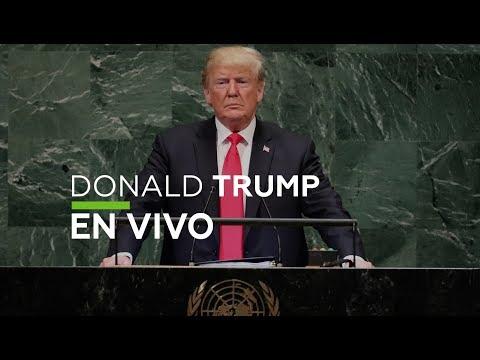 Discurso de Donald Trump, presidente de EE.UU. - Asamblea General de la ONU 73 (UNGA 2018)