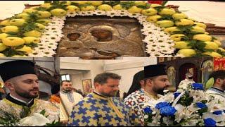АКАТИСТОВА СЪБОТА със свещеническо ръкоположение на дякон Гавриил , дяконско на Илиян и офикия