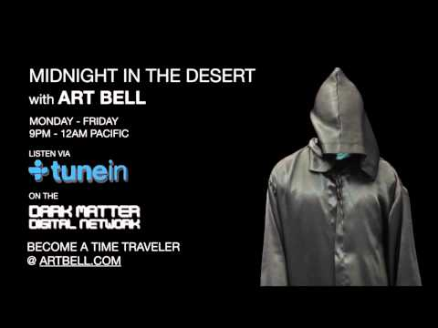 Art Bell Reacts to His Interview with Satanist Blanche Barton on Midnight In The Desert