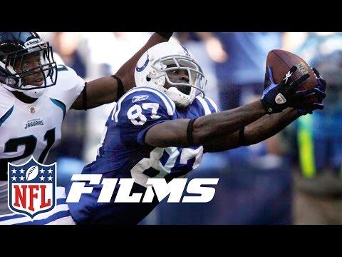 #10 Reggie Wayne | Top 10 Wide Receivers of the 2000s | NFL Films
