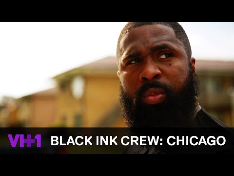 Black Ink Crew: Chicago  Ashley Kicks Don Out Because Of Charmaine  VH1