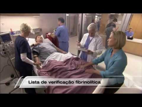 Vídeo Exame fisico cardiovascular