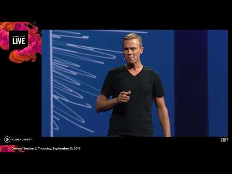 Pluralsight LIVE 2017 Mainstage: Troy Hunt, Cybersecurity Expert
