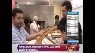 Malatya Lahmacun 19 haziran 2016 Kanal 7 Necmettin Nursaçan  İle İftar Saati Programı