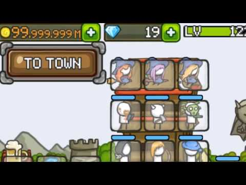 How to hack Grow Castle ? 99,999,999 Million Gold Coins (Hack Everything)