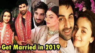 9 Bollywood Couples Getting Married in 2019   Good News