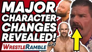 MAJOR WWE Character Changes On Raw! WWE Raw Apr. 22 2019 Review | WrestleTalk's WrestleRamble