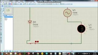 How Does a Diode function? - Proteus Simulation Explanation!!!