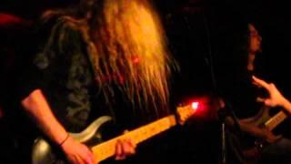 "Jeff Loomis ""Devil Theory"" live Milwaukee, WI 3/24/13"