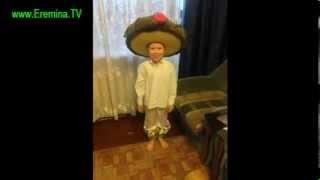 Делаем детский  костюм Гриб- Боровик своими руками(, 2013-11-20T06:36:14.000Z)