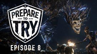 Prepare To Try Bloodborne Episode 8 - Hypogean Gaol  Darkbeast Paarl