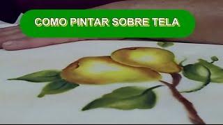 TUTORIAL PINTURA EN TELA ZONIA REYES MX 2