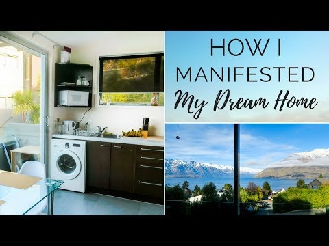 How I Manifested My Dream Apartment | The Law Of Attraction