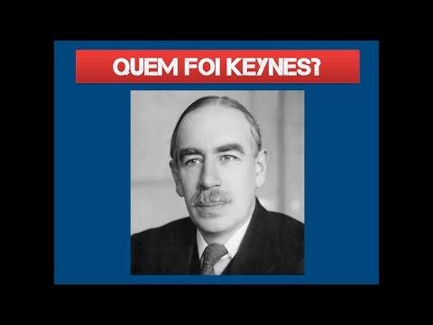 JOHN MAYNARD KEYNES - O Pensamento econômico de KEYNES