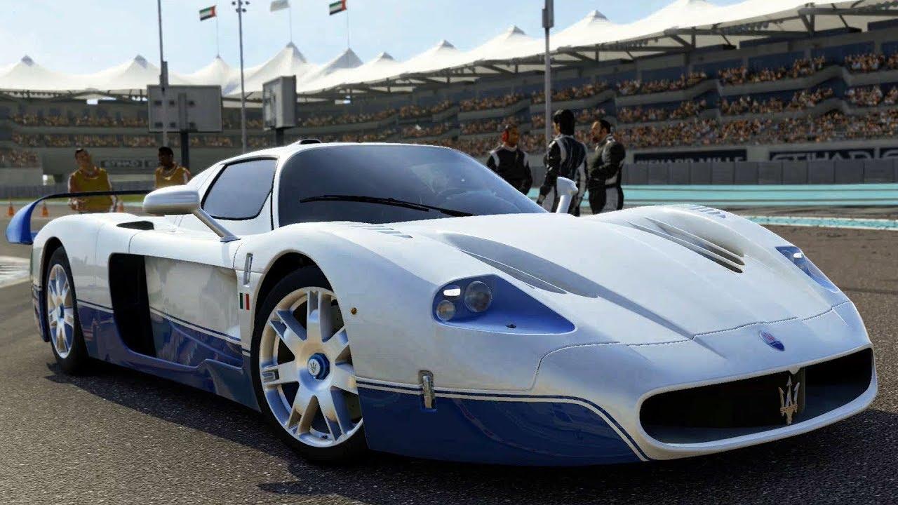 Forza Motorsport 5 - Maserati MC12 2004 - Test Drive ...