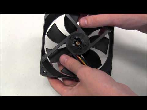 How to Paint Computer Case Fans Tutorial (Jesse's Custom PC's)