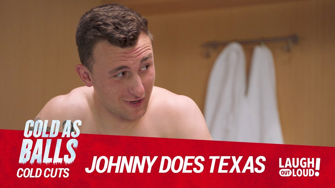 Cold As Balls: Cold Cuts   Jonny Manziel as the Big Man On Campus