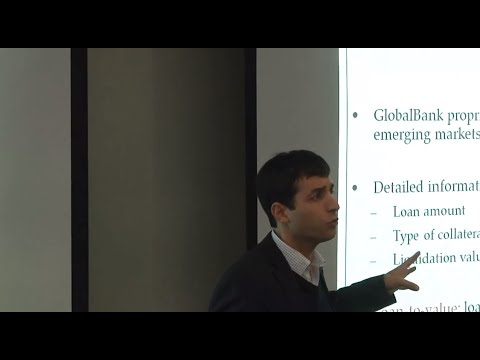 Mauricio Larrain: Collateral Laws and Lending