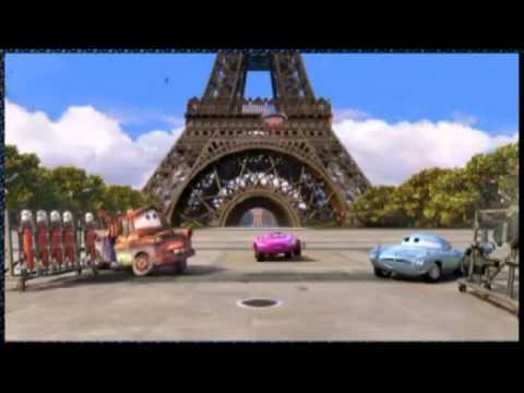 Cars 2  Spy School  Paris