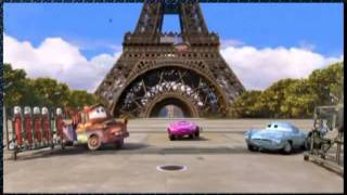 Cars 2 Trailer Spy School - Paris