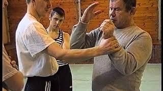 Боевое самбо Александра ФЁДОРОВА: семинар в школе милиции - 1.