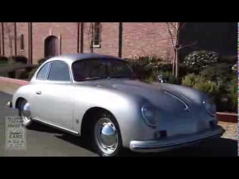 1957 Porsche 356A Speedster Replica Factory Built by ...  |1957 Porsche 356a