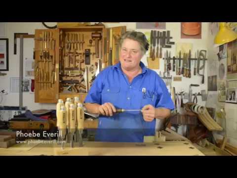 Cleaning Mortice and Tenon Joints with Narex Chisels