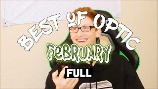 Best of OpTic Scuf House | February | Full